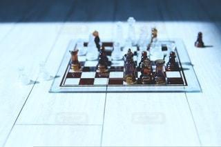 チェスの写真・画像素材[3085363]