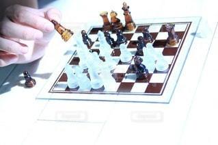 チェスの写真・画像素材[3085368]