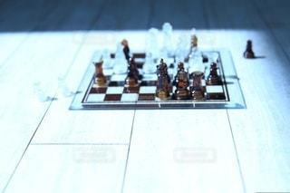 チェスの写真・画像素材[3085369]