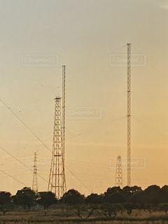 電波塔,無線,送信所