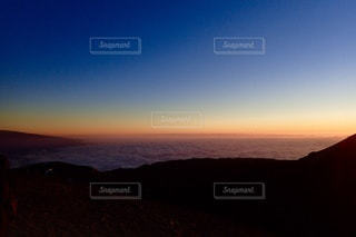 雲海の写真・画像素材[3401283]