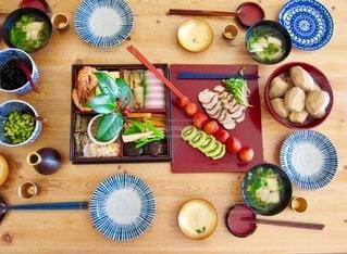 おせち料理の写真・画像素材[4029951]