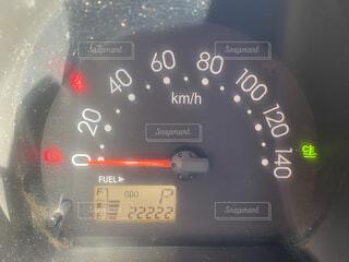 メーター,汚れ,軽トラ,ゲージ,自動車部品,スピード メーター