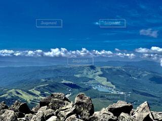 自然,風景,空,屋外,湖,雲,水面,山,岩