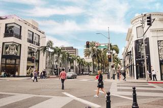 Beverly Hillsの写真・画像素材[3083544]