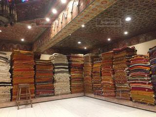 モロッコ マラケシュの市場の写真・画像素材[3114894]