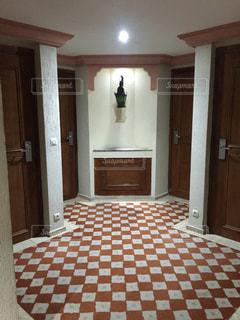 モロッコマラケシュのホテルの写真・画像素材[3117046]