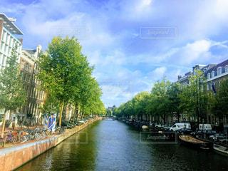 アムステルダムの春の写真・画像素材[3194978]