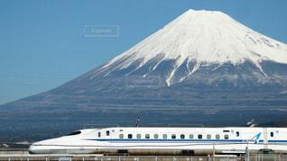 富士を走るの写真・画像素材[3091412]