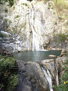 布引の滝の写真・画像素材[3096850]