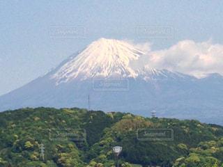 富士山遠景の写真・画像素材[3096847]