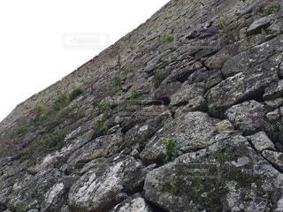 石垣の写真・画像素材[3125841]