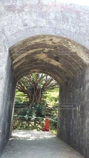 トンネルの向こうにの写真・画像素材[3087481]