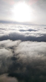 空の雲の群の写真・画像素材[3087575]