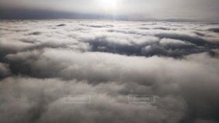 空の雲の群の写真・画像素材[3088340]