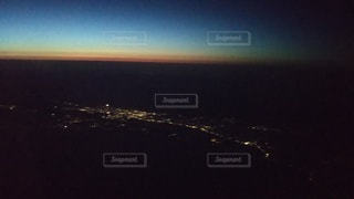 沈む夕日の写真・画像素材[3094562]