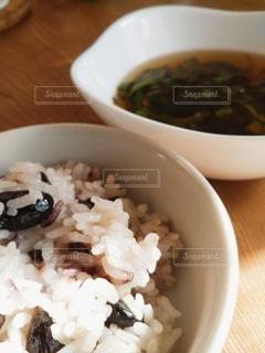 黒豆ご飯の写真・画像素材[3094987]