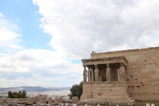 パルテノン神殿の写真・画像素材[3090482]