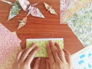 折り紙01の写真・画像素材[3134500]