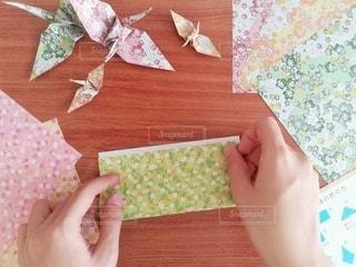 折り紙02の写真・画像素材[3134502]