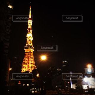 東京タワーの写真・画像素材[578254]
