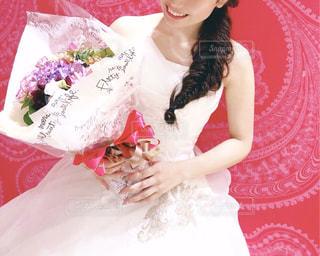 ウエディングドレスの写真・画像素材[3145713]