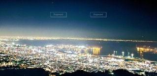 摩耶山からのながめの写真・画像素材[3113009]