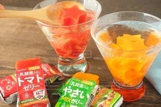 ベジぷるアレンジレシピの写真・画像素材[4264816]
