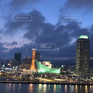 神戸の夜景の写真・画像素材[3111811]