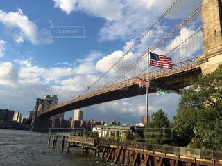 ブルックリン橋の写真・画像素材[3114841]