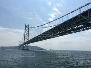 明石海峡大橋の写真・画像素材[3115397]