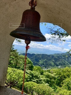 幸せの鐘の写真・画像素材[4640057]
