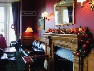 イギリス旅行で訪れた一般公開されていた貴族の家の写真・画像素材[3915552]