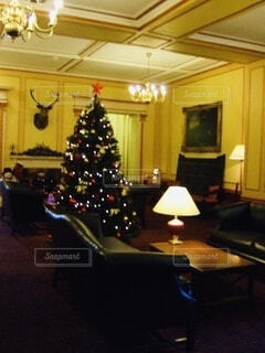 一般公開されていたイギリスの貴族の家の写真・画像素材[3915551]