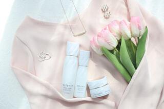 春の洋服とドレススノーの写真・画像素材[4269843]