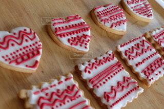 アイシングクッキーの写真・画像素材[3195871]