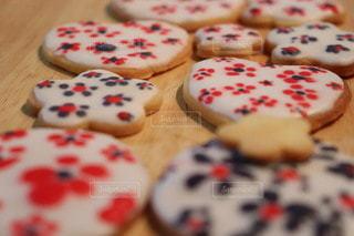 アイシングクッキーの写真・画像素材[3195872]