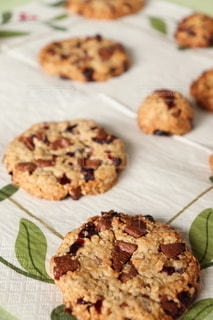 手作りクッキーの写真・画像素材[3195880]