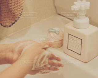 Keep hands cleanの写真・画像素材[3174141]