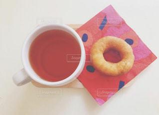 コーヒーを一杯飲むの写真・画像素材[3200319]