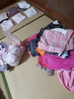 春,日常,洋服,生活,ライフスタイル,収納,衣替え,整理整頓