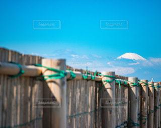自然,空,富士山