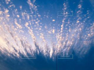 夕方の空の写真・画像素材[3151761]