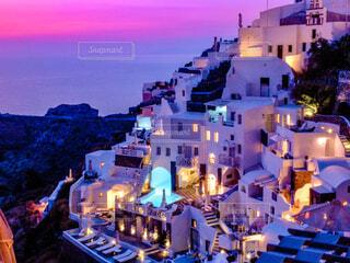 ギリシャの絶景の写真・画像素材[4089465]