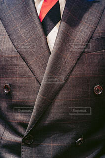 スーツとネクタイの写真・画像素材[4221985]