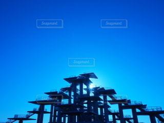 天国への階段の写真・画像素材[3159782]