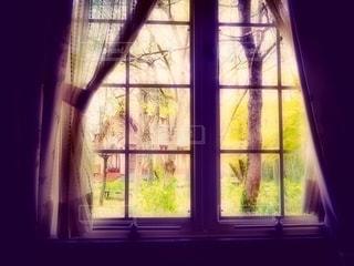 窓からの写真・画像素材[3323250]