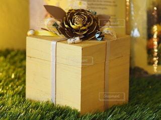 サプライズプレゼントの写真・画像素材[4389499]