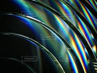 虹色レンズの写真・画像素材[4419965]