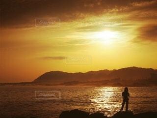 海よ、山よ、太陽よ!の写真・画像素材[4585528]